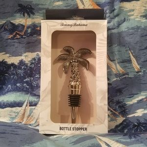 Tommy Bahama Dining - Tommy Bahama Palm Tree Bottle Stopper
